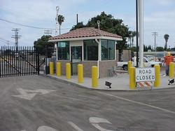 NOLF Guard Station