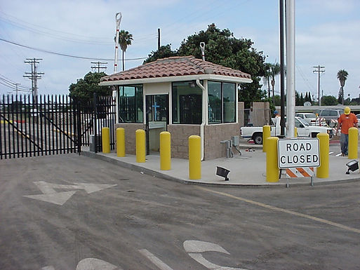 Perimeter Security Combating Terrorism at Naval Outlaying Landing Field, Imperial Beach