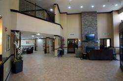 CH Holiday Inn Reception