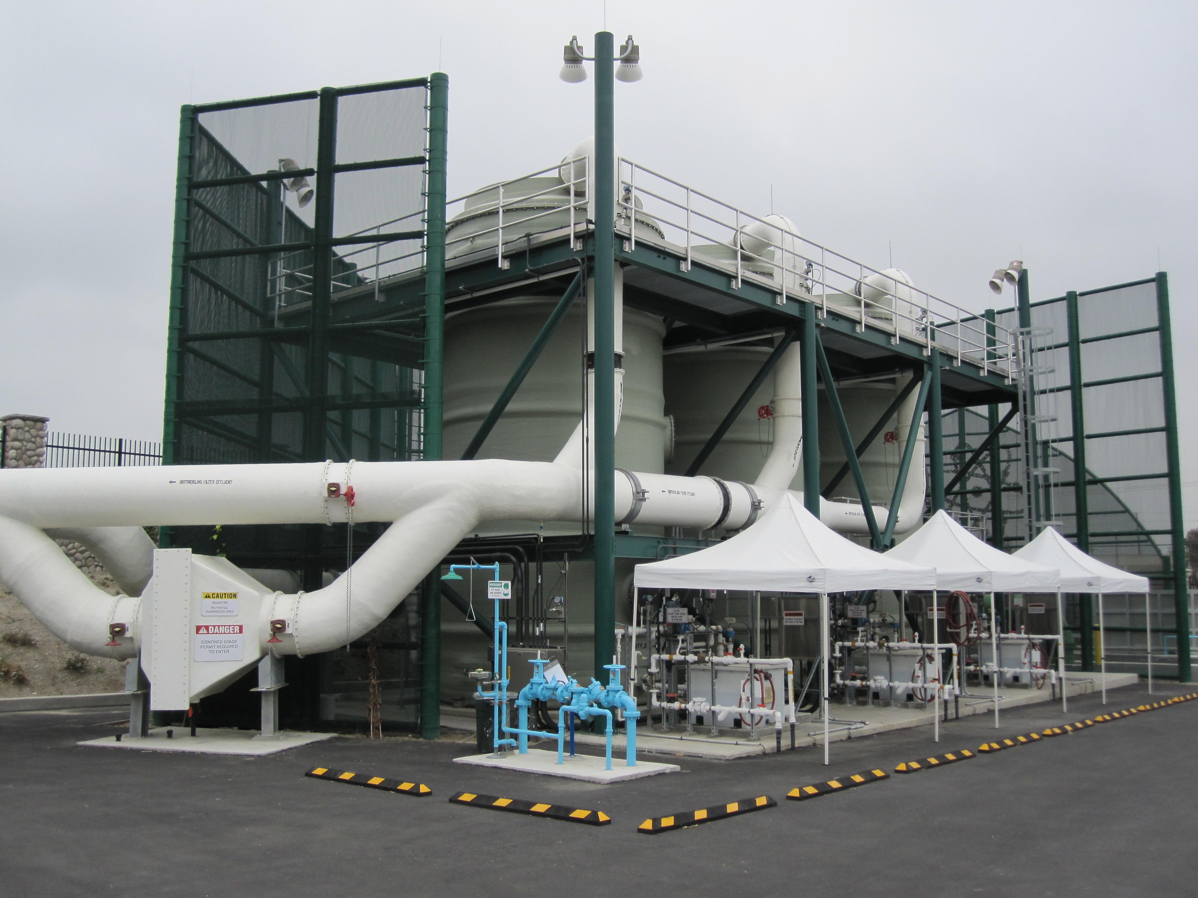 Air Treatment Facility