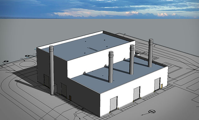 Conceptual Design to Repair Boilers for 2 Heat/Steam Plants at Hill AFB