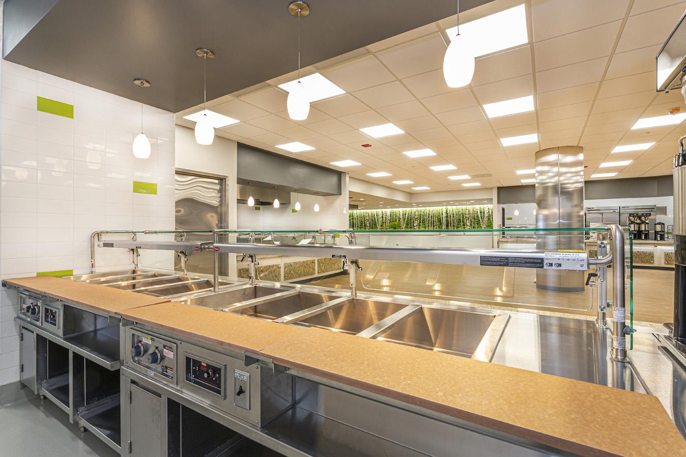 VAMC WLA Canteen Food Service