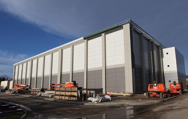 Renovations of JSPOC Back-up Generator at Vandenberg AFB