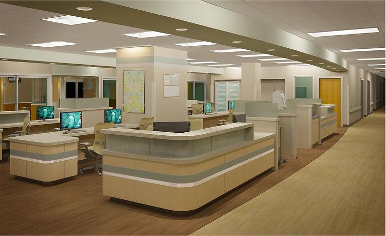 ICU & Research Lab Renovation at VAMC Loma Linda