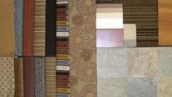 Interior Design Pallette