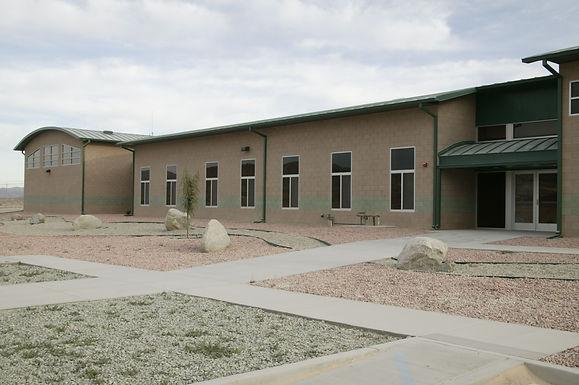 Design-Build Explosives Ordnance Operations Center at MCAGCC in 29 Palms
