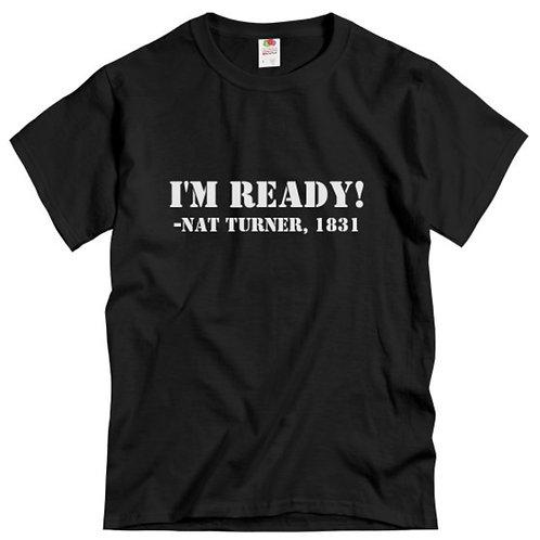 I'm Ready - Nat Turner - Men
