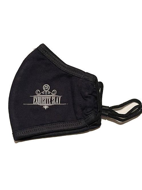 Exquisite Slay Mask-Navy