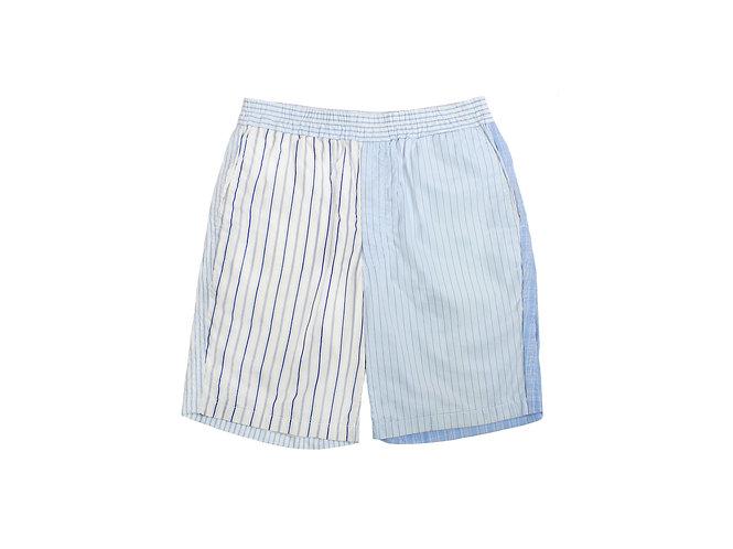 COMME des GARÇONS SHIRT SS15 Patchwork Shorts