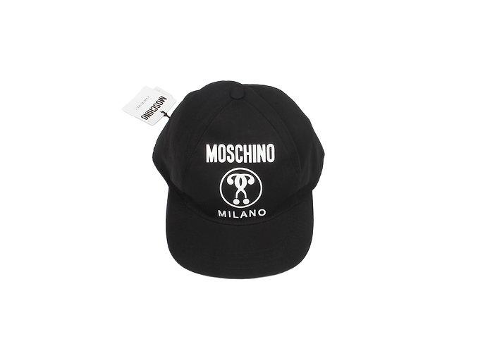 Moschino SS15 Logo Baseball Cap