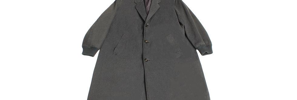 COMME des GARÇONS HOMME 1980's Cuffed Coat