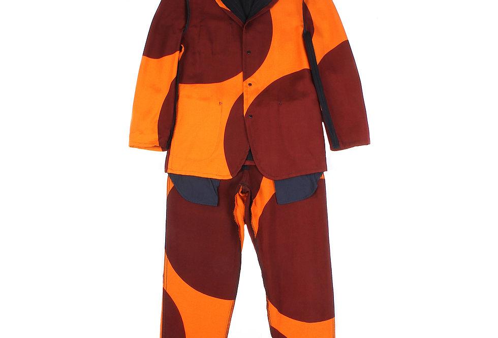 COMME des GARÇONS HOMME PLUS SS01 Reversible Suit