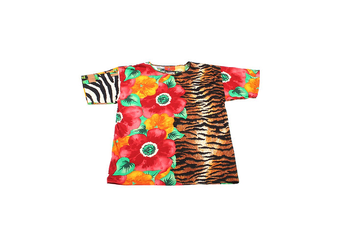 Kenzo Jungle Wild Collage T-Shirt