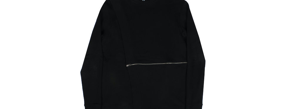 Hood By Air AW16 Layered Zip Sweater