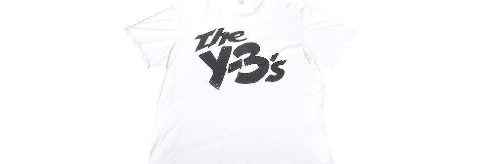 """Y-3 """"The Y-3's"""" Logo T-Shirt"""