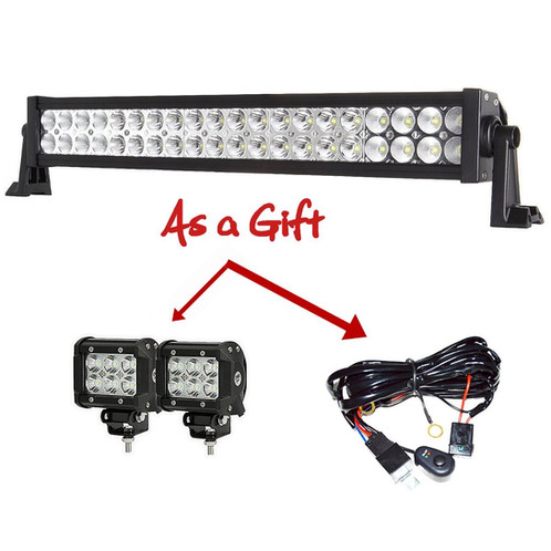 24 led light bar and 4 pods home united states quality light 24 led light bar and 4 pods aloadofball Images