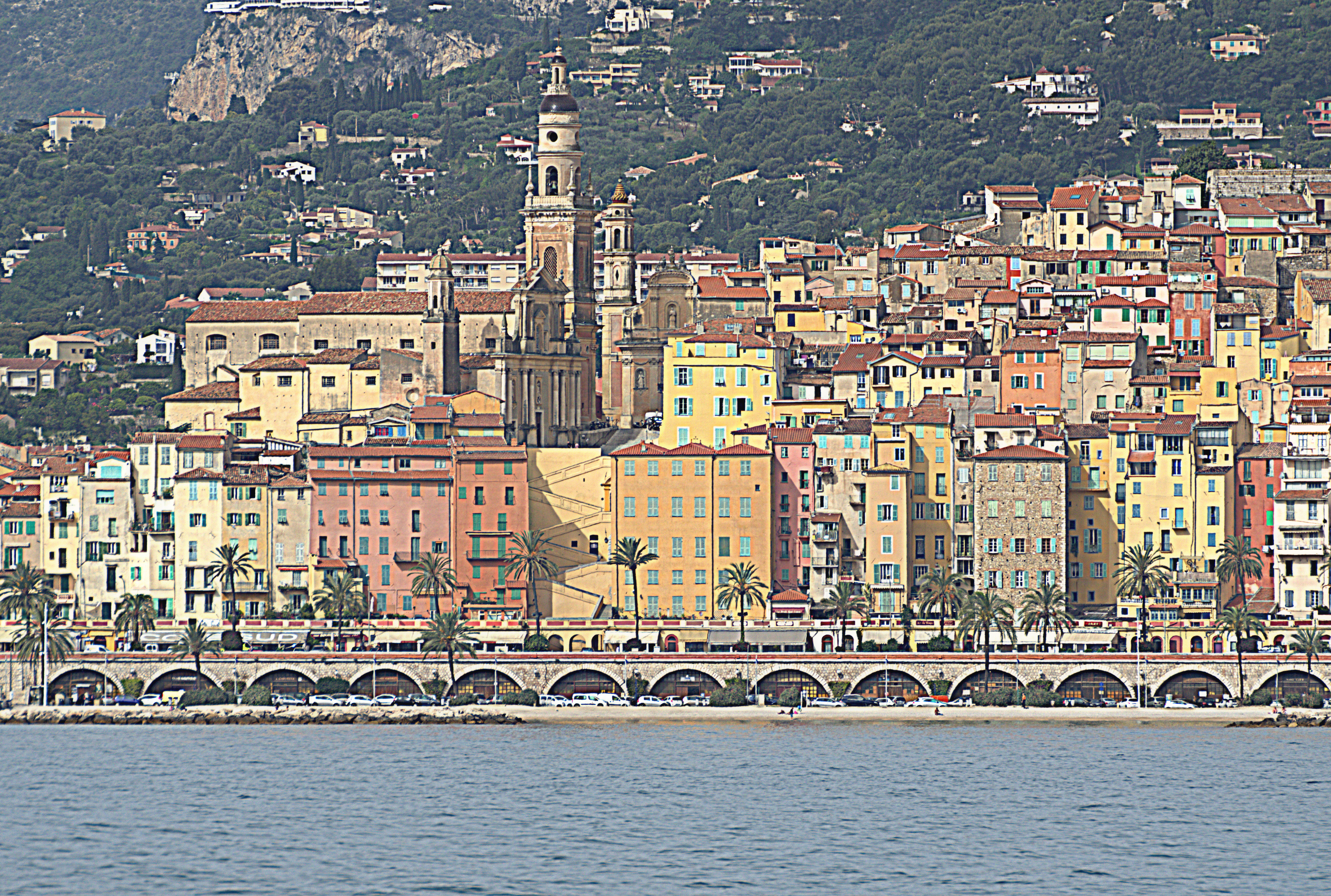 Menton South of France