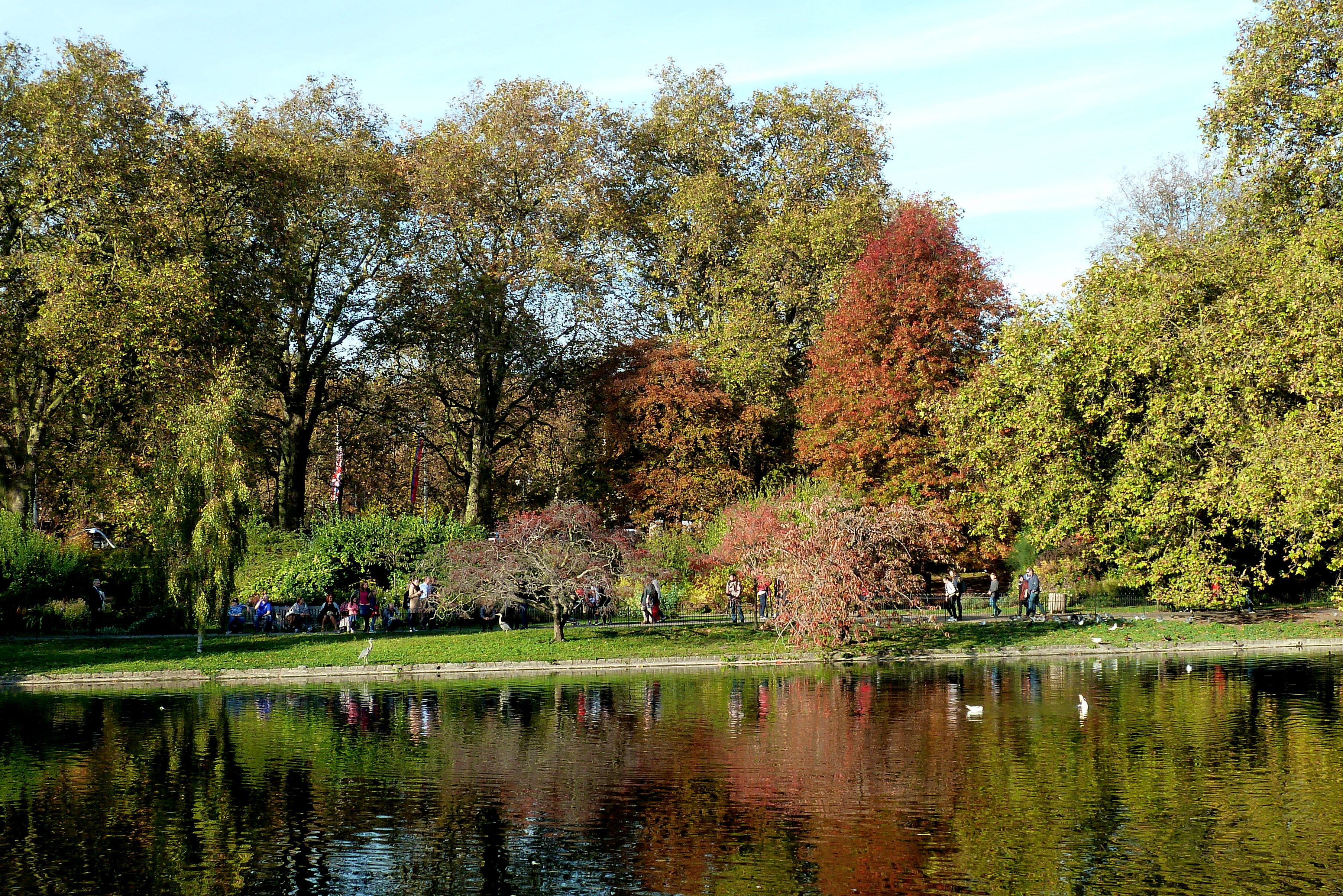 London in Oct