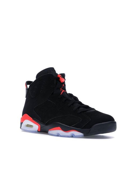 Jordan 6 Retro Black Infrared OG 2019