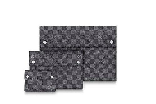 Louis Vuitton Alpha Triple Pouches