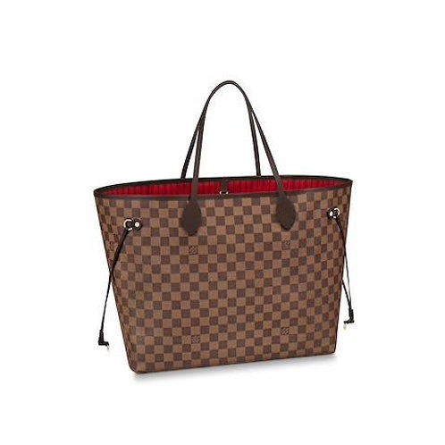 Louis Vuitton Never-full (red)