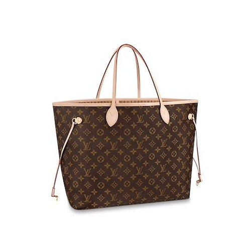 Louis Vuitton Never-full (tan)