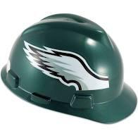 Philadelphia Eagles Hard Hat