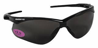 Nemesis Smoke Readers Safety Glasses 2.0