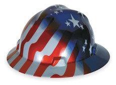 Stars & Stripes Hard Hat