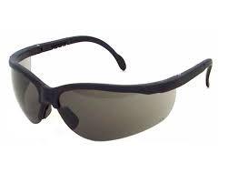 Radians Smoke Safety Glasses