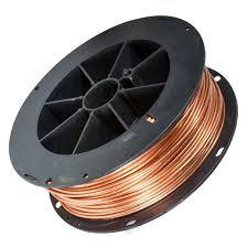Copper Bare Ground Wire #6