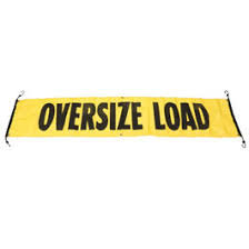 """Oversized Load Banner 14"""" X 72"""""""