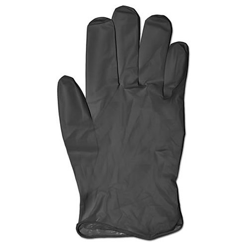 Black Nitrile Gloves XL (100)