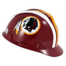 Washington Redskins Hard Hat
