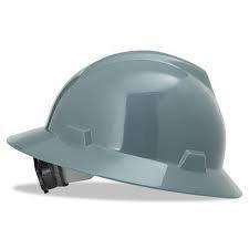MSA Full Brim Hard Hat