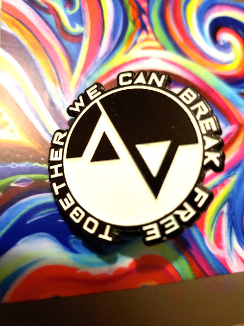 Break Free Pin v2