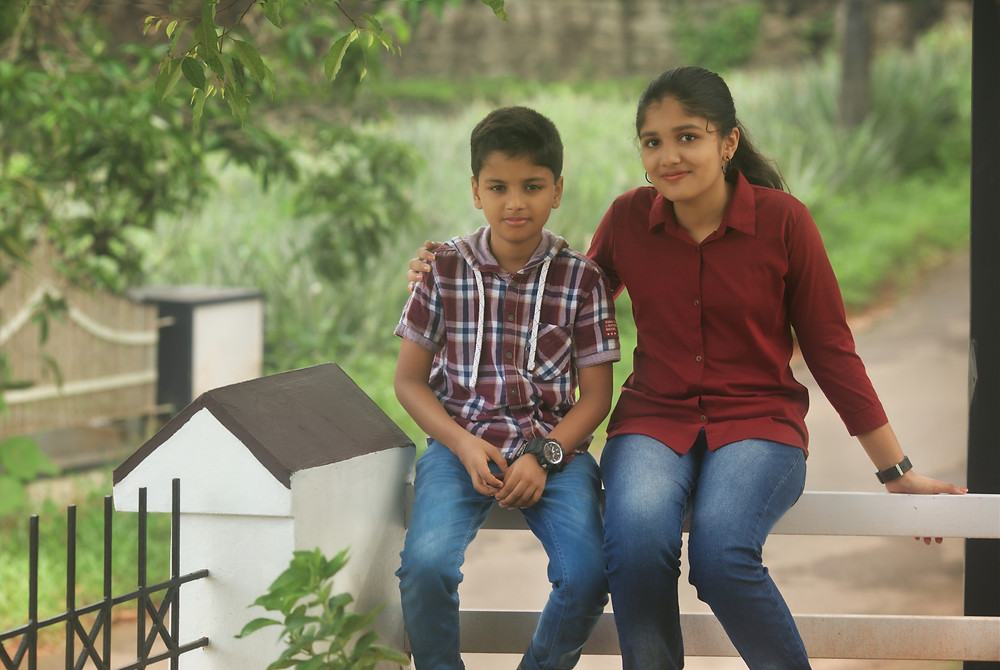 Kids photoshoot, Hyderabad