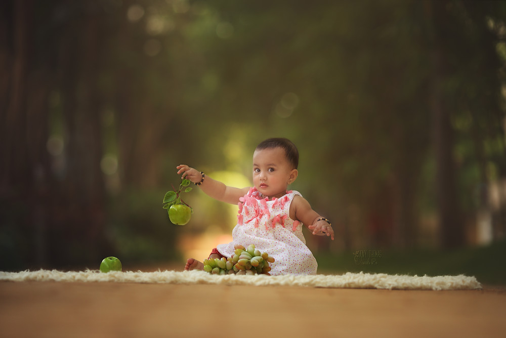 Best kids photographer Hyderabad, India