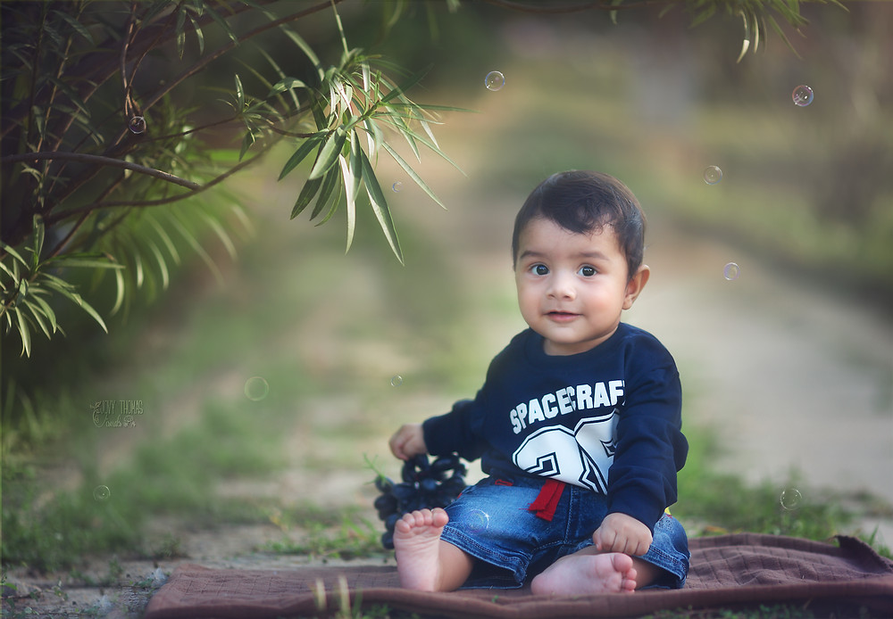 Baby photo session, Hyderabad