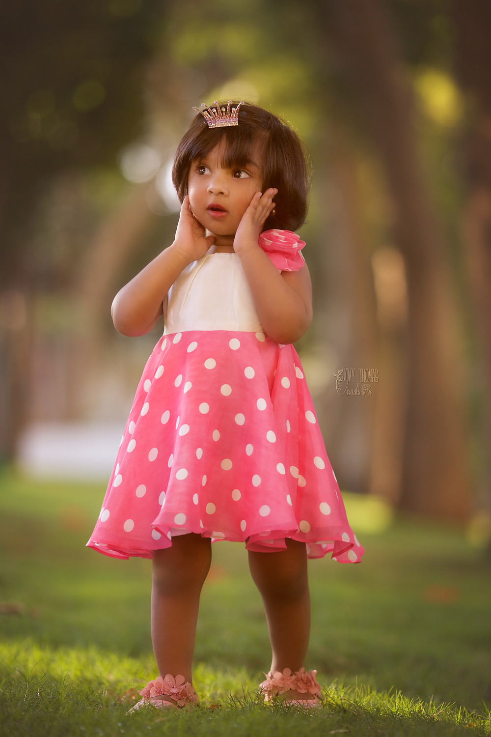 Little girls portraits, Hyderabad