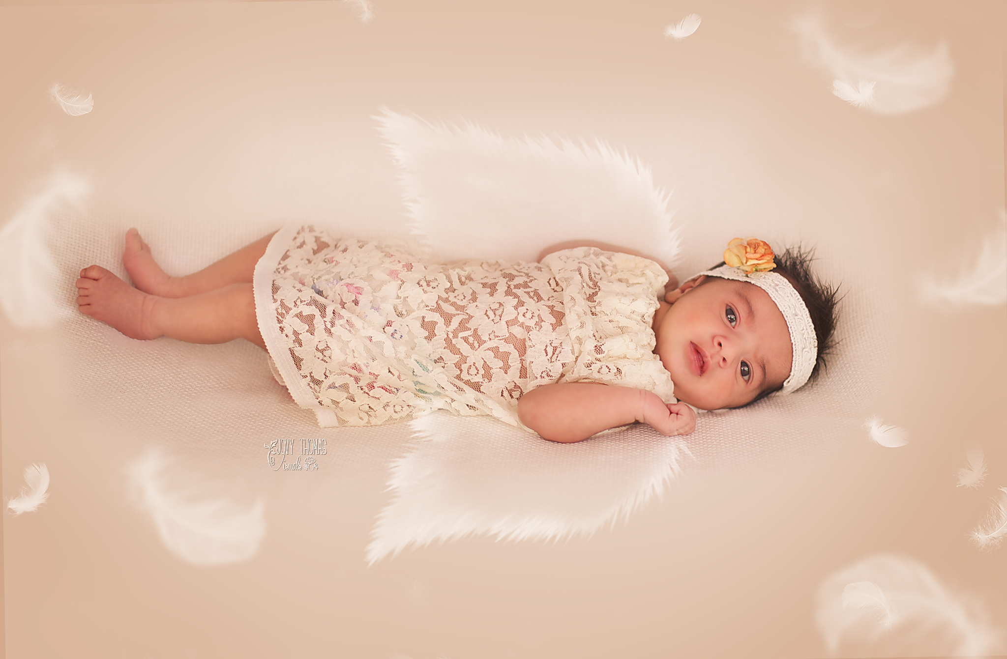 Newborn photography India