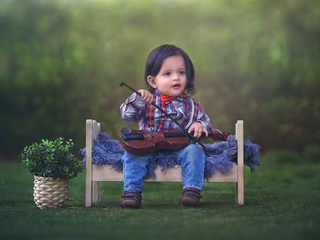 Kids photo session -Set-up/posing options