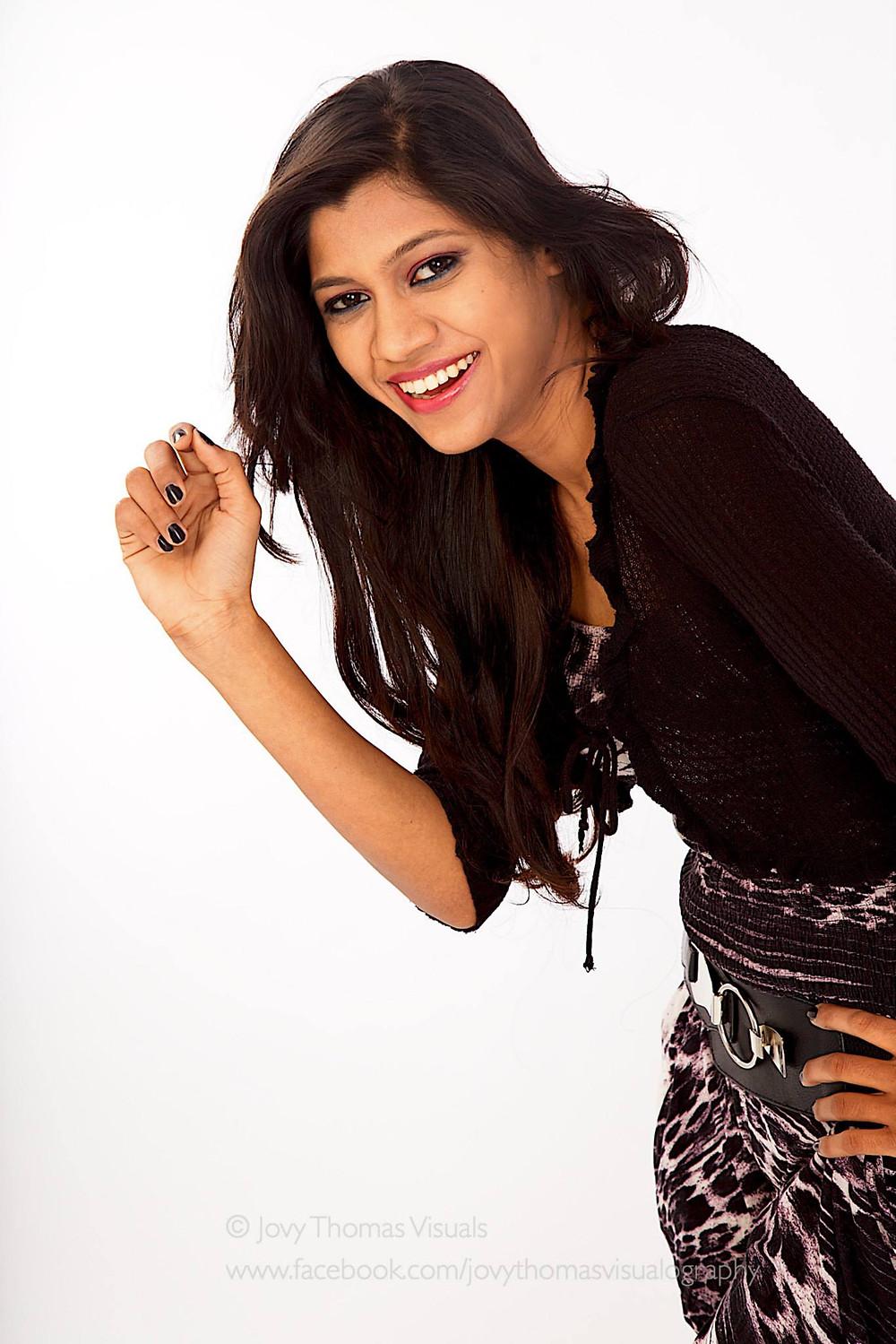 Model portfolio shoot Hyderabad