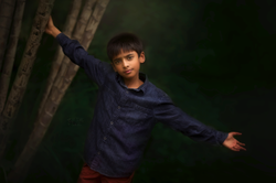 Little boys photo session Hyderabad