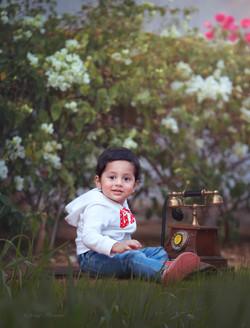 Child photo session Hyderabad