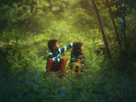 Bond between siblings/cousins- Kids and family photographer Hyderabad