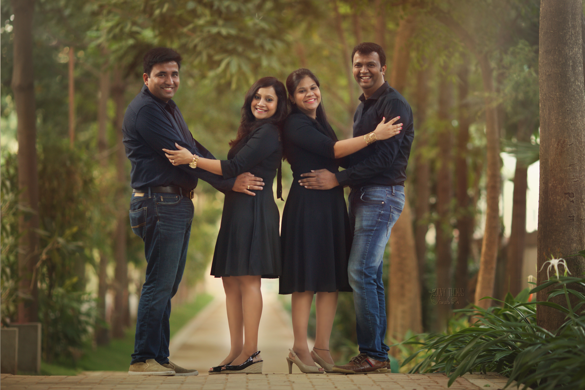 Family portraits Hyderabad
