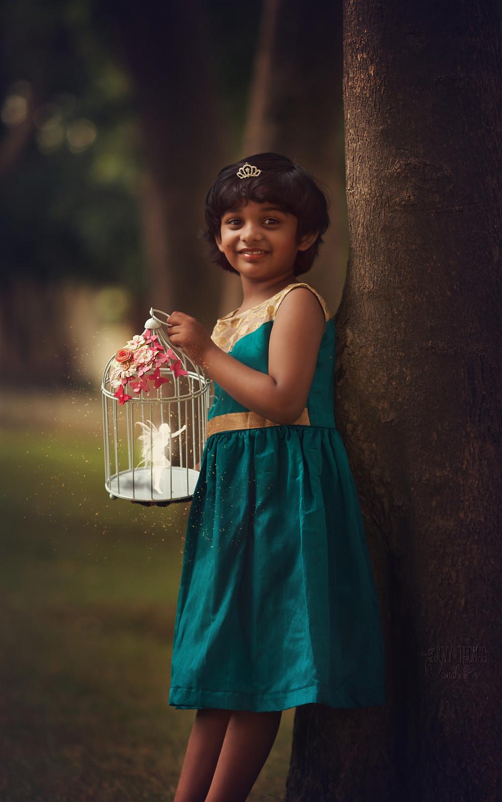 Best child photographer India