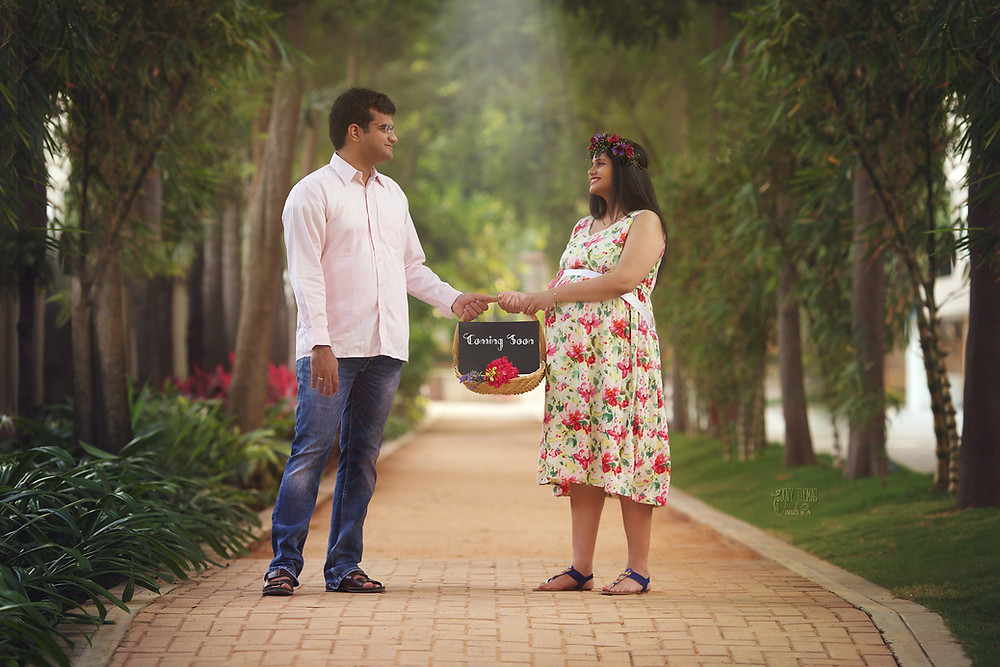 Maternity Photoshoot Hyderabad, India