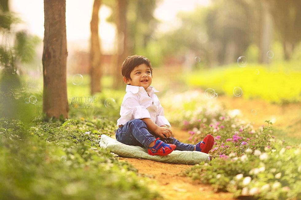 Kids Photographer Hyderabad Telangana Jovy Thomas Visuals